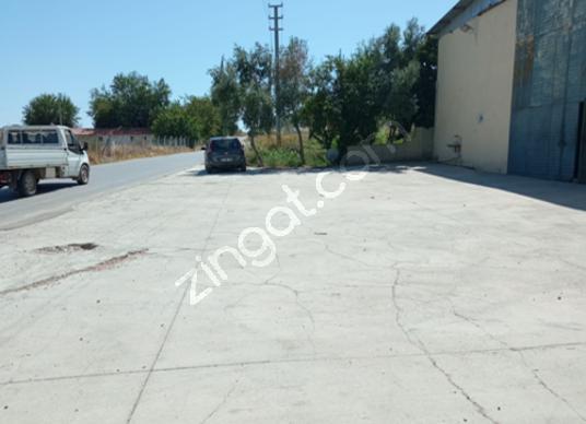 Aksu Macun'da Kiralık Depo / SOĞUK HAVA DEPOLU 1000m2 depo - Sokak Cadde Görünümü