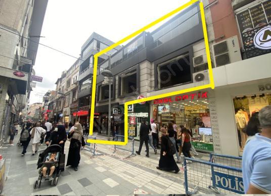 Uzunsokak'ta Kiralık Dükkan Mağaza İşyeri 330 m2 - Sokak Cadde Görünümü
