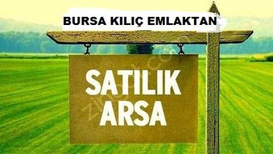 BURSA KILIÇ'TAN DEVLET MLZ.OFİSİ ARKASINDA SATILIK 297m2 ARSA - Logo