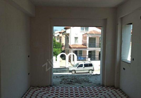 fethiye yeni mahallede 4+1 müstakil havuzlu triplex villa - Balkon - Teras