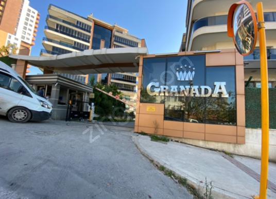 Granada Residance Açık ve Kapalı Yüzme Havuzlu 3+1 Ara Kat Lüks - Kapalı Otopark