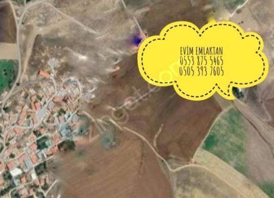 Polatlıys 10km mesafede Beyceğiz'de 6600mk HAZIR Bağevi - Kat Planı