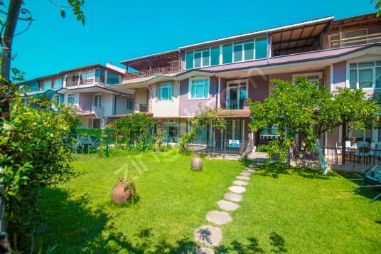 İznik Selçuk Mah Zeytinlik Evleri Satılık 4+2 Müstakil Villa - Site İçi Görünüm