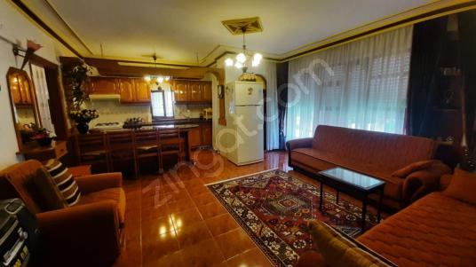 GÜLLERPINARINDA DENİZE 200M MASRAFSIZ EŞYALI 1+1 (İNFO RU/ENG) - Salon