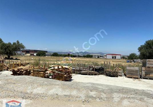 Manisa organize sanayi bölgesinde kiralik arsa - Arsa