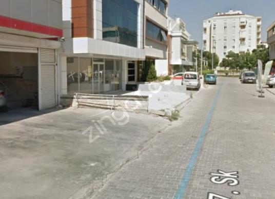 BAYRAKLI MERKEZİ KONUMDA DEVREN KİRALIK RESTAURANT&LOKANTA - Sokak Cadde Görünümü