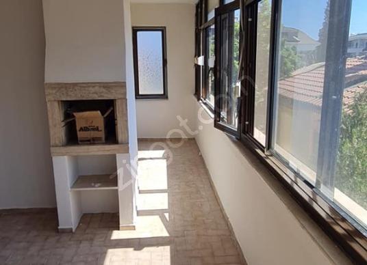 MARMARİS MERKEZDE SATILIK 2+1 DAİRE - Balkon - Teras