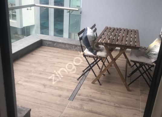 SARIYER MASLAK 1453 FIRSAT 1+1 SATILIK DAİRE - Balkon - Teras