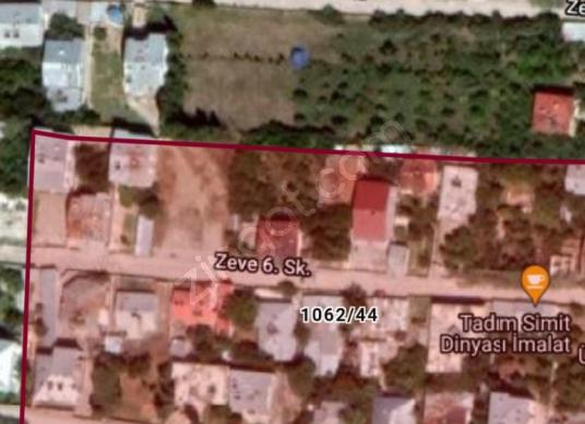 ALTINTEPE MAHALLESİNDE 530 M2 SATILIK ARSA - Harita