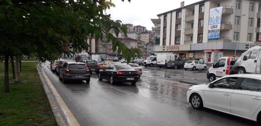 GÖLBAŞI MERKEZDE 3+1 SATILIK LÜKS DAİRELER - Sokak Cadde Görünümü