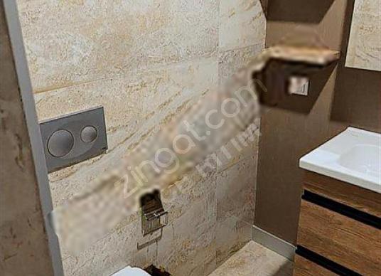 SEMT BAHCEKENT 1+1 SIFIR KIRALIK - Tuvalet