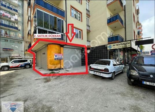 REMAX DENİZ ÇELİK'TEN ANAYOLA-METROYA CEPHE DÜKKAN - Sokak Cadde Görünümü