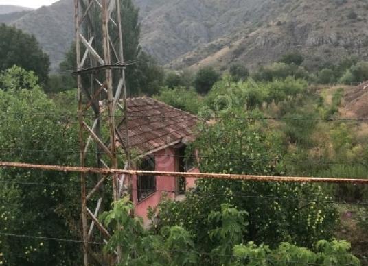 455 square meters Vineyard For Sale in Amasya Merkez, Amasya - Manzara