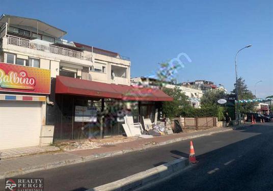 REALTYPERGE MEHMET ÖZER'DEN MALTEPE SAHİLDE 2 KAT DUBLEX 480MT2 - Sokak Cadde Görünümü
