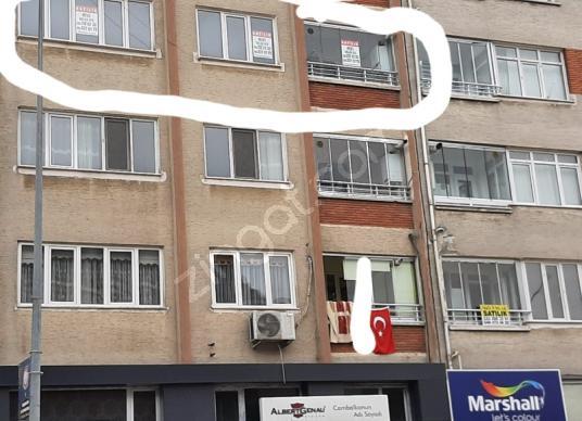 Amasya Merkez Mehmet Paşa'da 3+1 Dairemiz kiralıktır - Dış Cephe