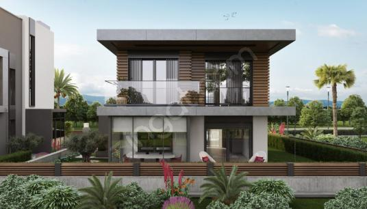 Urla Atatürk Mahallesi'nde Satılık 3+1 Müstakil Villa - undefined