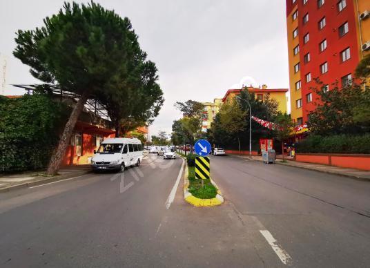 ATAŞEHİR HASTANELER BÖLGESİNDE 521m2 ÇİFT PARSEL İMARLI ARSA - Sokak Cadde Görünümü