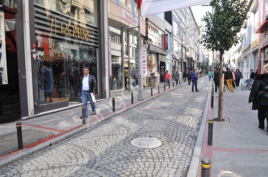 OSMANBEY EBE KIZI SOKAKTA 30 M2 MAĞAZA - Sokak Cadde Görünümü