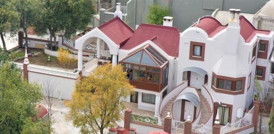 Marmaris Kiralik Mustakil Eşyali Villa - Dış Cephe