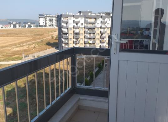 Ç.KALE YENİ DEVLET HASTANESİ YAKININDA  EŞYALI KİRALIK 1+1 DAİRE - Balkon - Teras