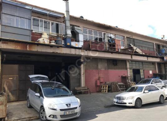 Başakşehir İkitelli Osb'de 640 m2 Satılık Atölye - Sokak Cadde Görünümü