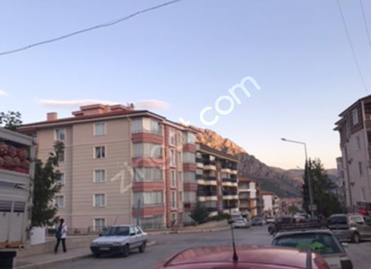 Amasya Merkez Şeyhcui'de Satılık Daire - Sokak Cadde Görünümü