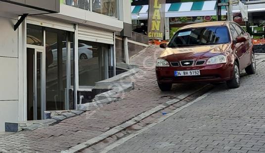 Esenyurt İncirtepe'de Kiralık Dükkan / Mağaza - Sokak Cadde Görünümü
