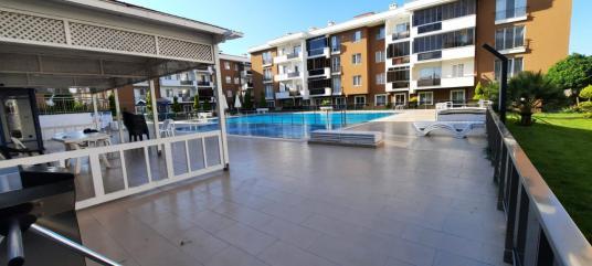 ÇORLU NUSRATİYEDE HAVUZ CEPHELİ SİTE İÇİ 3+1 ARAKAT FIRSAT DAİRE - Balkon - Teras