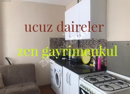 Yenişehir Çiftlikköy'de Satılık Daire - Mutfak