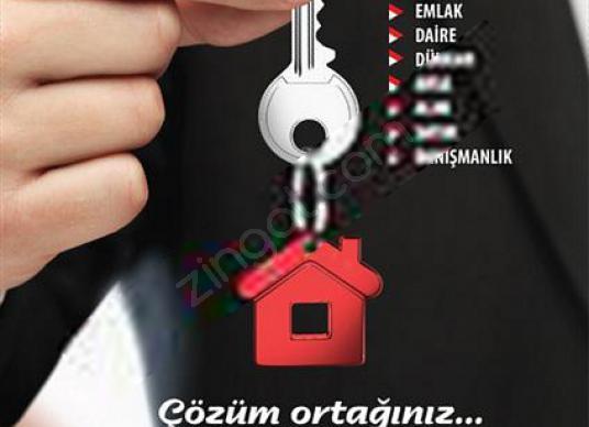 KAHANDAN MENEMEN SEYREKDE SATILIK VİLLA İMARLI ARSA - Logo