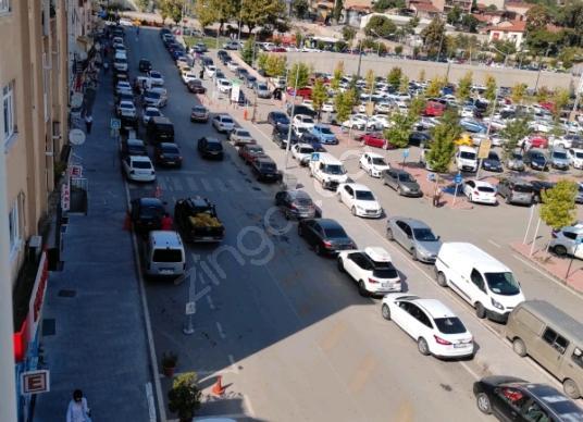 İzmit Cedit'te Kiralık Daire - Sokak Cadde Görünümü