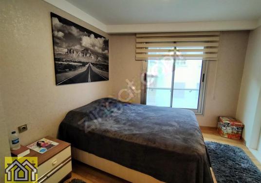 EKONOMİ ÜNİ.NE YAKIN SİTE İÇİNDE 2+1 FUL EŞYALI LÜX DAİRE - Yatak Odası