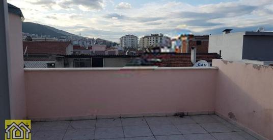 TERASLI ASANSÖRLÜ JEOTERMALLİ YENİ YAPI SATILIK DUBLEKS DAİRE - Balkon - Teras