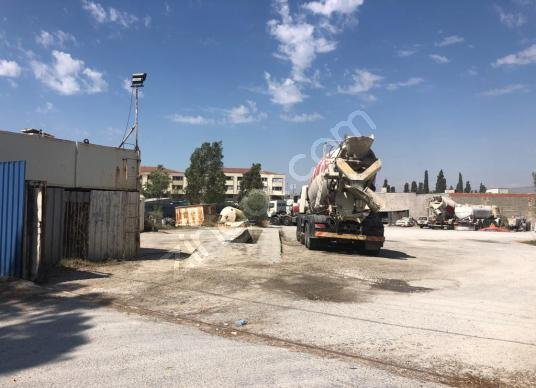 Bornova Pınarbaşında Köşe Konumlu Satılık 3000 M2 Arsa - Açık Otopark