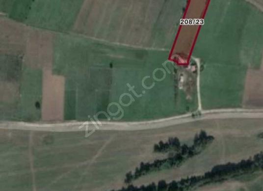 Çatalca Çiftlikköy'de Satılık Tarla - Harita