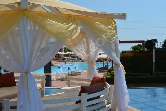 70 square meters 1+1 bedrooms Apartment For Sale in Alanya, Antalya - Manzara