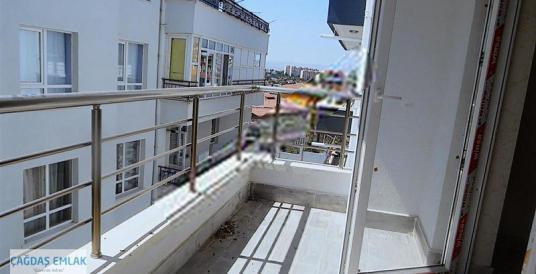 3+1 140 M2 EBEVEYN BANYO, GİYİNME ODALI İSKANLI SIFIR DAİRELER. - Balkon - Teras