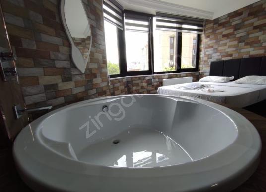 70 square meters 1+0 bedrooms Apartment For Sale in Çankaya, Ankara - Banyo