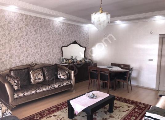 İKİNİSAN CADDESİNDE SATILIK 5+1 DUBLEX DAİRE - Salon