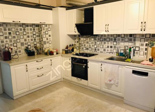 165 square meters 3+1 bedrooms Apartment For Sale in Palandöken, Erzurum - Mutfak