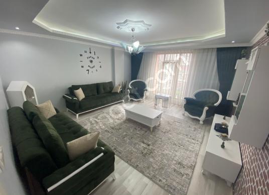 Metin İnşaatan İsmet Paşa Mahallesinde Satılık 3+1 135m² Ara Kat - Salon