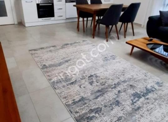80 square meters 1+1 bedrooms Apartment For Rent in Alanya, Antalya - Salon