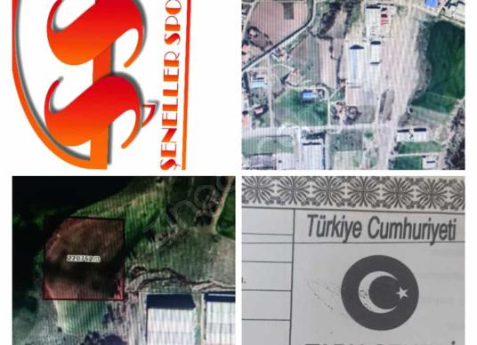3795 square meters Commercially Zoned For Sale in Kahramankazan, Ankara - Harita