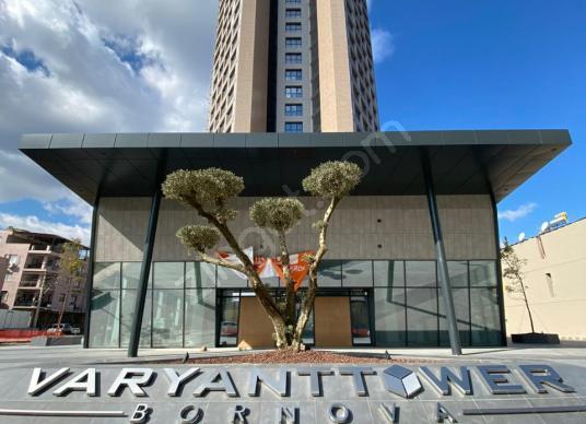 Bornova Varyant Tower' da Satılık 1+1 Sıfır Daire - Dış Cephe