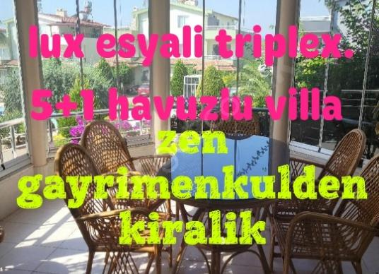 Mezitli Kuyuluk'ta Kiralık Villa - undefined