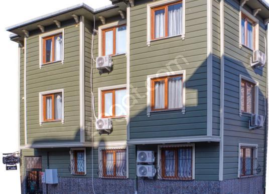 SATILIK BALATTA 100 m² 11 ODALI 4 KATLI OTEL SAHİLE YAKIN - Dış Cephe