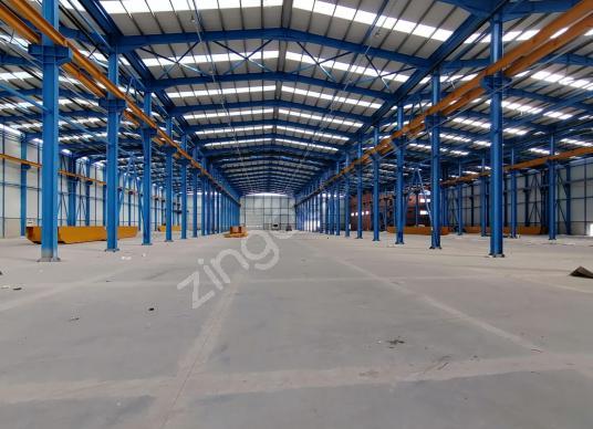 Makinacılar Osb'de Tek Kat 15000 m2+1600 Kwa+Vinç+Kdv'li Fabrika - Kapalı Otopark
