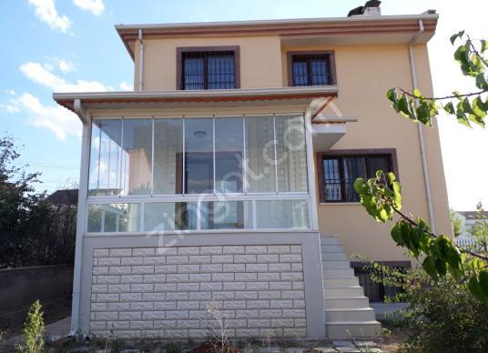 420 square meters 3+2 bedrooms Villa For Rent in Gölbaşı, Ankara - Dış Cephe