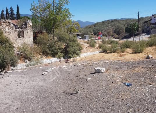 Bozbük Mahallesinde Satılık köy evi ve arsası - Arsa