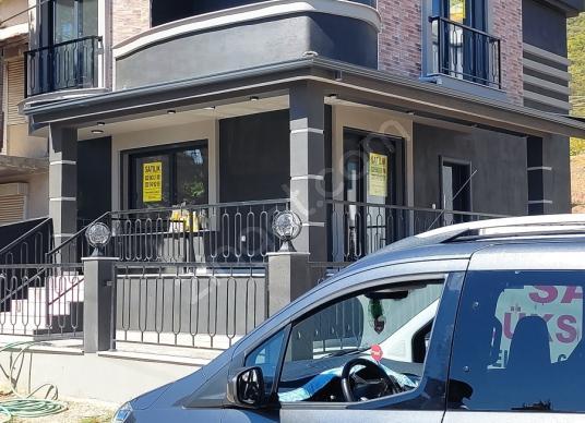 Ürkmez doğanbeyde satılık 3+1 tamamen müstakil villa - Açık Otopark